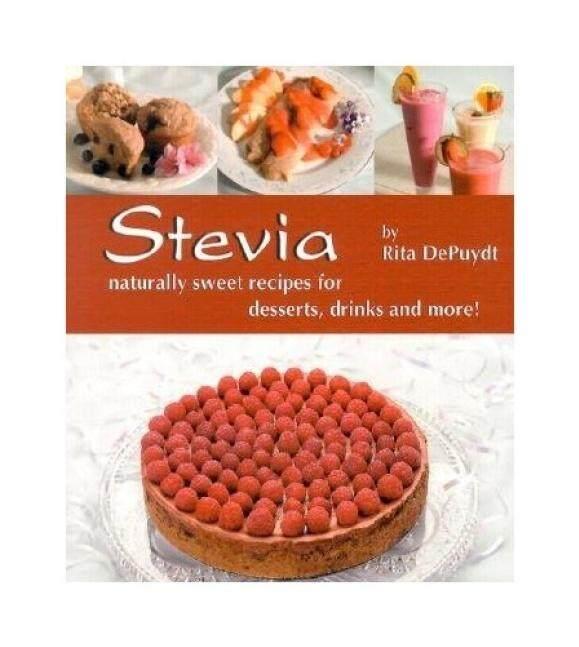 Stevia-Secara Alami Manis Resep untuk Makanan Penutup, Minuman dan Banyak Lagi-Intl