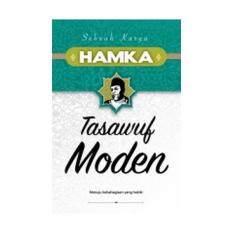 Tasawuf Moden - Hamka (c110/b56) By Sam Bookshop.