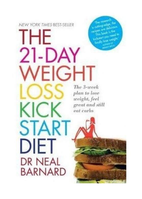 The 21-day Weight Loss Kickstart - intl