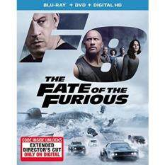 The Fate Of The Furious [blu-Ray] By Buyhole.