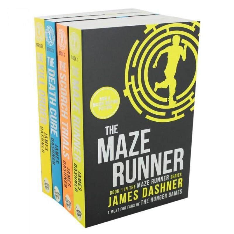 The Maze Runner Series 9781910002117 Malaysia
