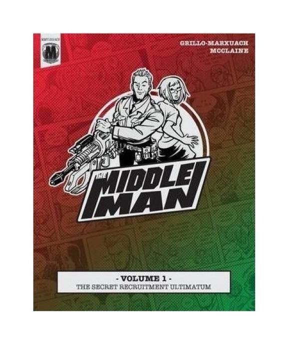 The Middleman - Volume 1 - The Secret Recruitment Ultimatum - intl