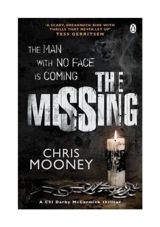 The Missing (Darby McCormick) - intl