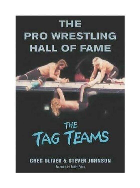 The Pro Wrestling Hall of Fame: The Tag Teams - intl
