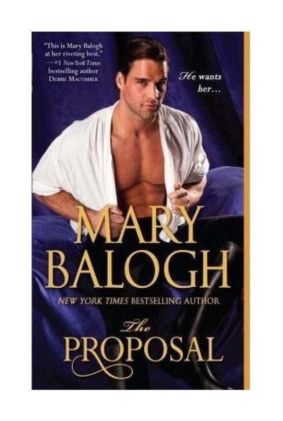 The Proposal (survivors Club Novels) - Intl.
