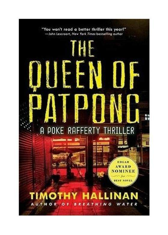 The Queen of Patpong (Poke Rafferty Thrillers) - intl