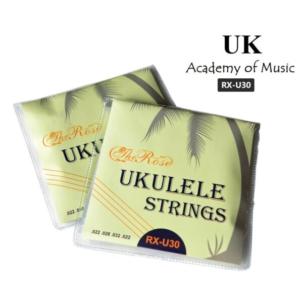 The Rose Ukulele Strings ( 4 strings) Malaysia