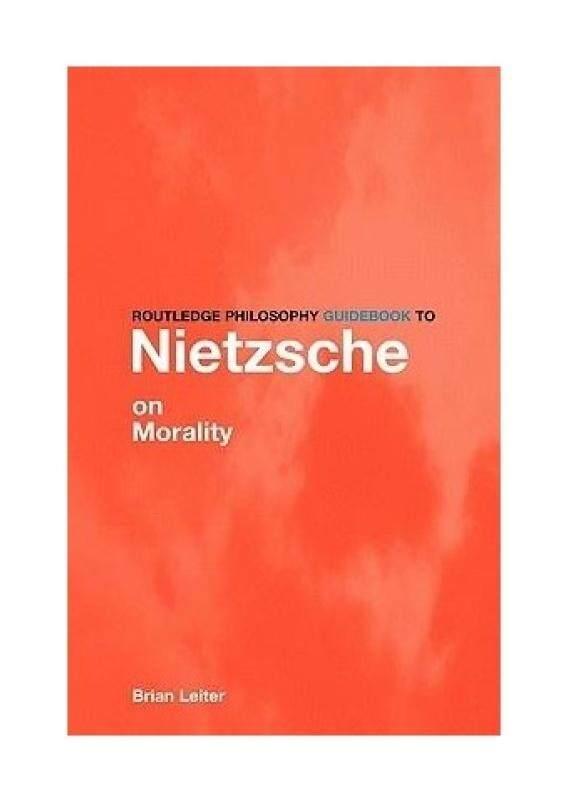 Yang Menjadi Incaran Anda Filosofi Buku Panduan untuk Nietzsche Di Morality (Menjadi Incaran Anda Filosofi
