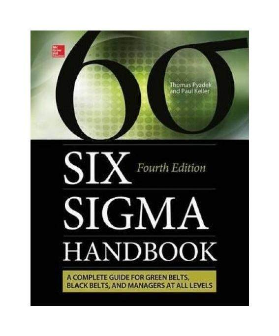 The Six Sigma Handbook - intl