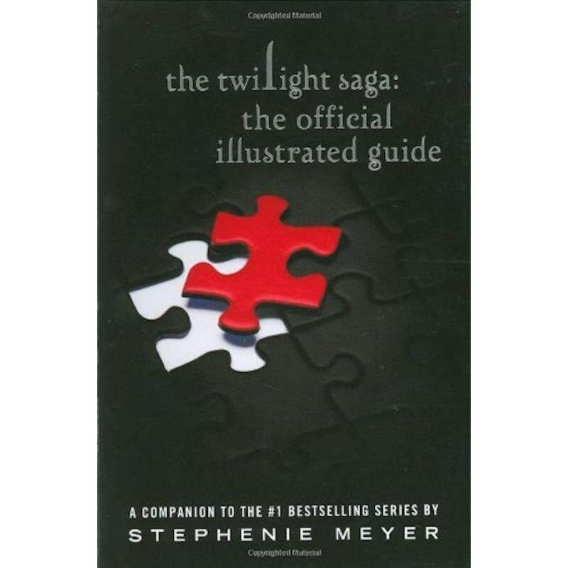 The Twilight Saga: The Official Illustrated Guide Malaysia