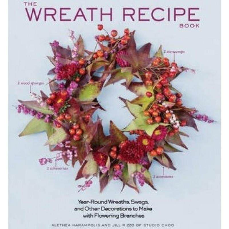 The Wreath Recipe Book Malaysia