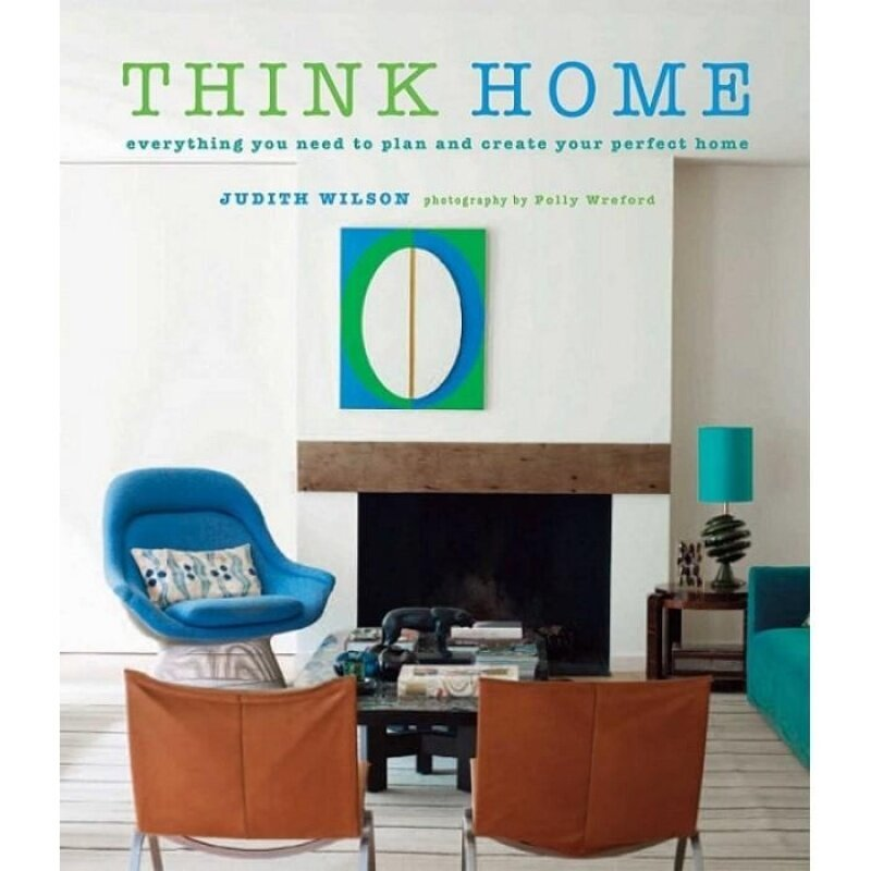Think Home: Easy Thought Processes for a Streamlined Home (HB) 9781849755047 Malaysia