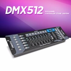 Top Quality New 192 Dmx Controller Stage Lighting Dj Equipment Dmx Console For Led Par Moving Head Spotlights Dj Controller By Tugaaudio Store.