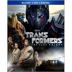 Transformers: The Last Knight [blu-Ray] By Buyhole.