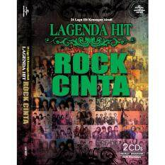Various Artists: Lagenda Hit Rock Cintan Original Artists By Universal Music Malaysia.