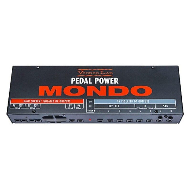 Voodoo Lab MONDO Isolated Power Supply Malaysia