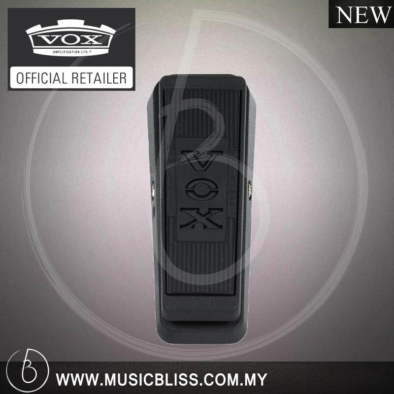 Vox V845 Classic Wah Guitar Effects Pedal (V-845) Malaysia