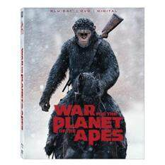 War For The Planet Of The Apes [blu-Ray] By Buyhole.