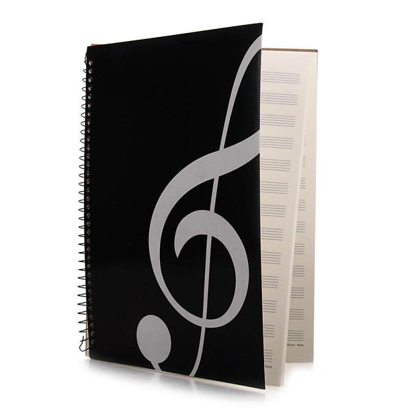 WiseBuy Music Composition Manuscript Paper Staff Book A4 40 Pages Malaysia