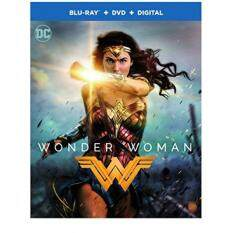 Wonder Woman [blu-Ray + Dvd + Digital Hd] By Buyhole.