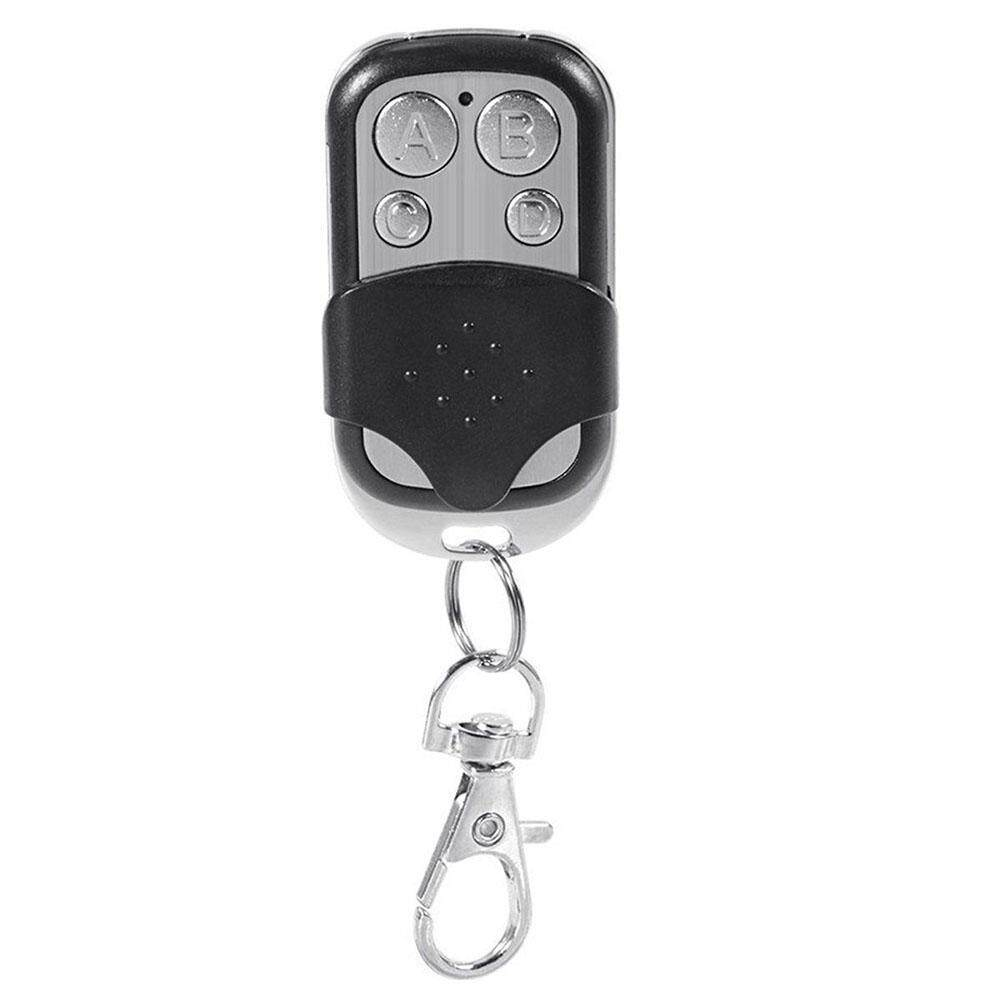 Universal 4 Button Gate Garage Door Opener Remote Control 433MHZ Clone Fixed Code