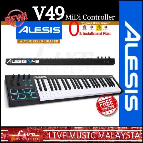 Alesis V49 49-Key USB-MIDI Keyboard Controller Malaysia