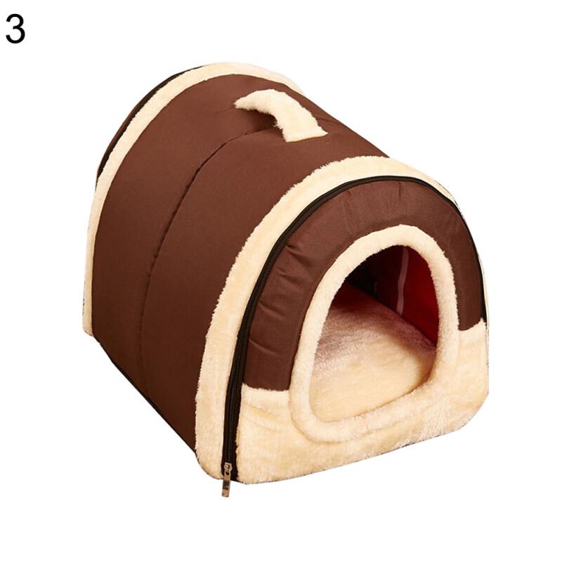 Huanhuang®Universal Pet Nhà Gạch Tường/Sao Có Thể Gập Lại Tất Cả Ấm Áp Các Mùa Ổ Chó Mèo