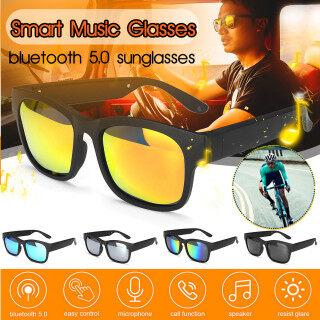 2 IN1 Bluetooth 5.0 Thông Minh Kính Mát, Tai Nghe Không Dây IPX7 Không Thấm Nước Tai Nghe thumbnail