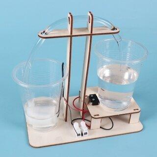 Mô Hình Đài Phun Nước Uống Điện Microgood Kid DIY Đồ Chơi Thí Nghiệm Vật Lý Cho Học Sinh thumbnail