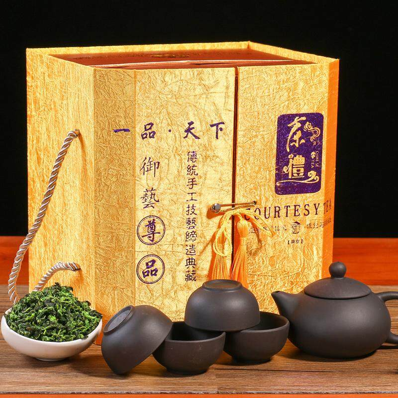 Tieguanyin Luzhou-flavor, Gift Box, Orchid-scented Oolong Tea, 245g