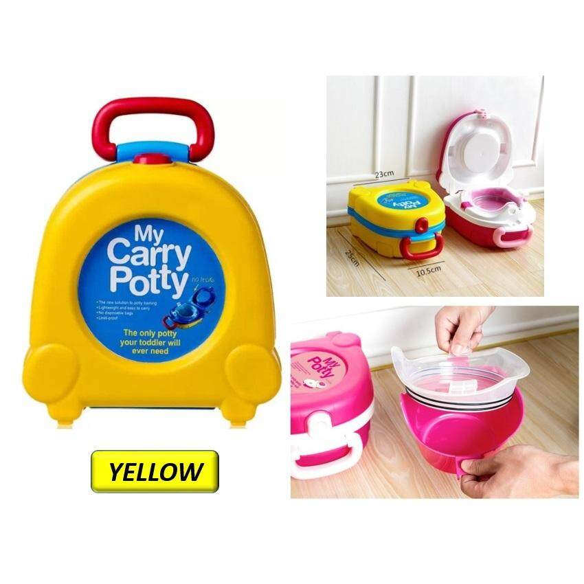 Toilet Seat Car Travel Portable Potty My Carry Potty By Toys & Tots.
