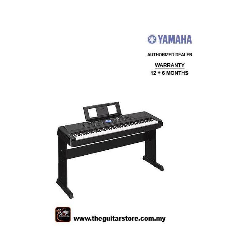 YAMAHA DGX-660 DIGITAL PIANO Malaysia
