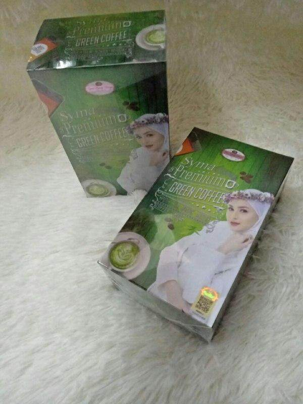 Syma Premium Green Coffee By Kosmetikmurahonline.