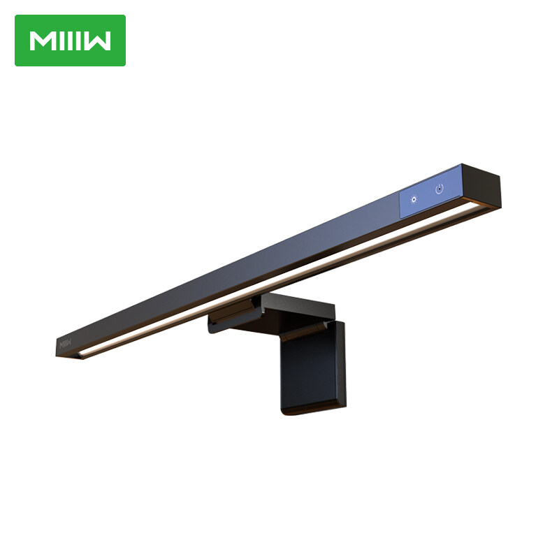 Xiaomi MIIIW Screenbar LED Desk Lamp PC Computer Monitor Laptop Screen Bar Hanging Light Table Lamp Office Study Reading Light