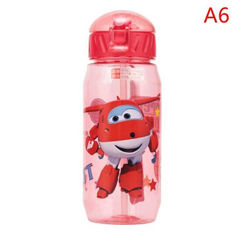 NEW Baby Kids Children Disney School Drinking Water Straw Bottle Straw Sippy Cup