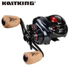 Trục cần câu cá KastKing Spartacus Plus dùng để gắng ngang cần câu thiết kế hãm kép kéo tối đa trọng lượng 8kg phù hợp cho việc câu cá trên sông hồ (vui lòng chọn trục bên trái hoặc phải) – INTL