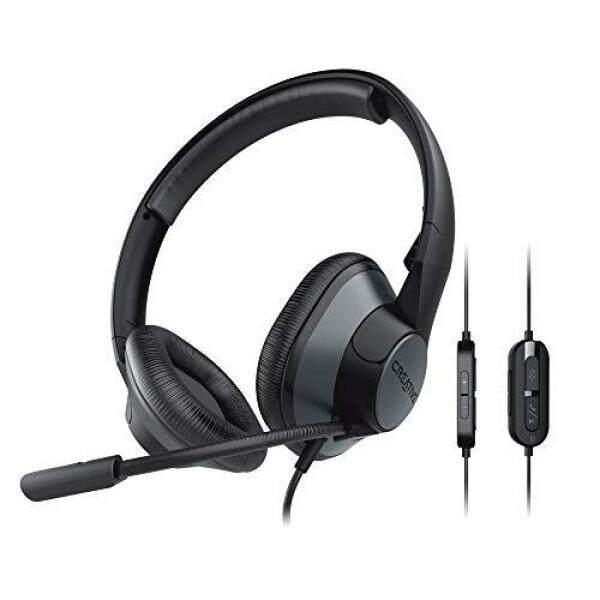 Creative HS-720 V2 Lightweight and Easy Online Conference Telework USB Headset HS-720V2 Singapore