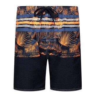 Surf Shorts Quick Dry Surf Pants Men s Beach Shorts Men s Swimwear Swim Trunks Men s Beach Pants thumbnail