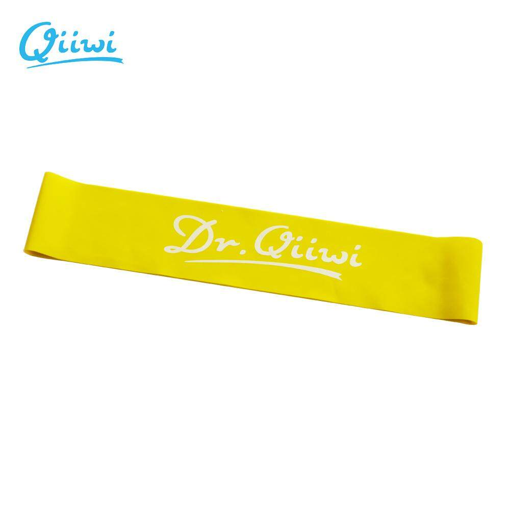 Dr.qiiwi Gum Fitness Resistance Bands Elastic Stretching Rubber Loop Band For Training Workout Exercise Yoga Pilates Crossfit