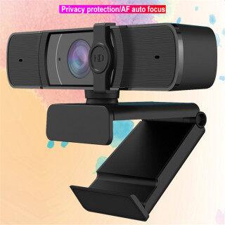 Webcam USB Tự Động Lấy Nét 1080P 1440P, Webcam HD H701 Có Micrô, Cho Máy Tính Dạy Trực Tiếp Cuộc Gọi Video Trực Tuyến thumbnail