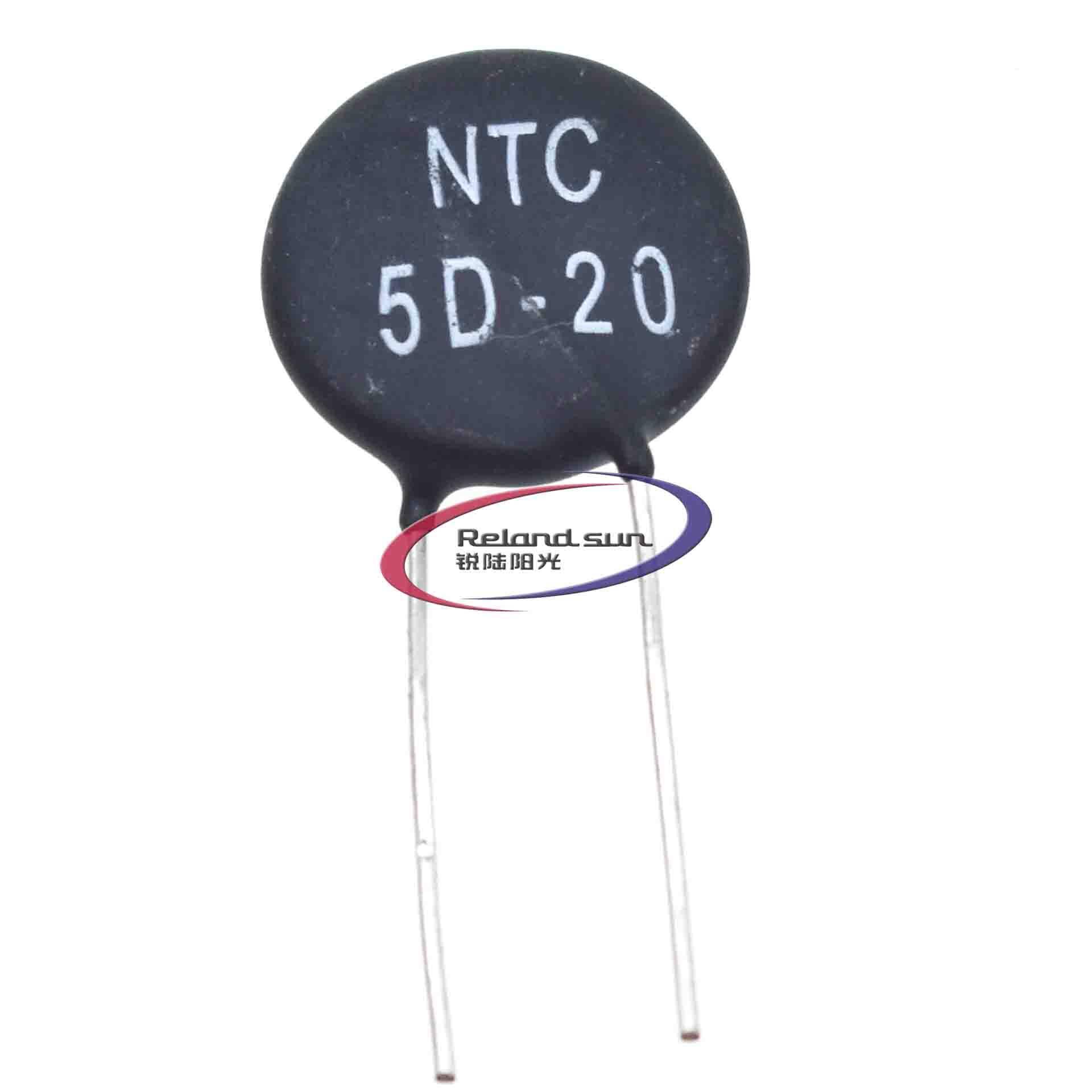 20pcs NTC 5D-7 Thermistor NEW