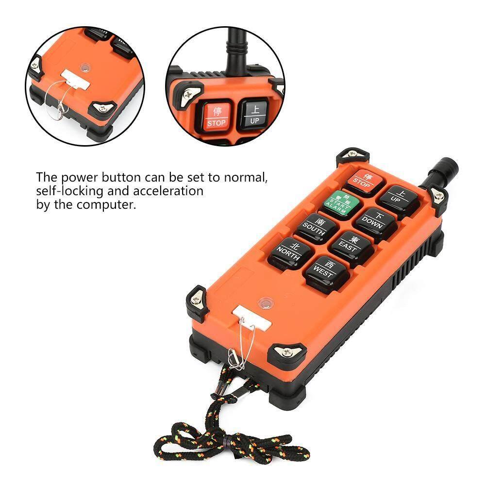 (Qianmei+Ready Stock)380V Industrial Radio Wireless Remote Control &Receiver F21-E1B