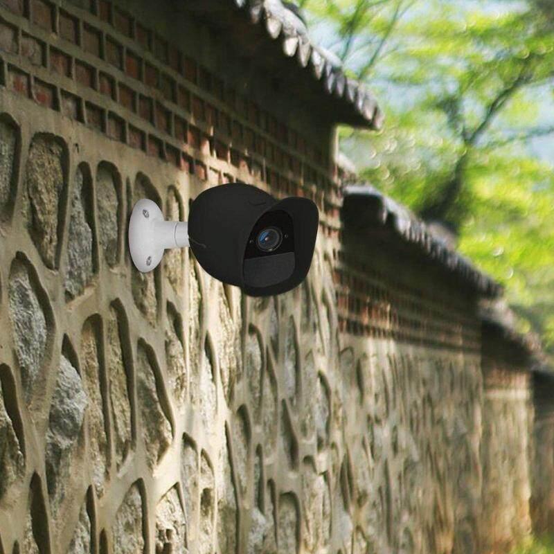 Ấm cúng Cho ARLO Pro/ARLO Pro 2 Camera Ốp Lưng Silicone Cover Chống Tia UV Và Chống Chịu Thời Tiết Bao HD Camera Không Dây an toàn Ốp Lưng Silicon