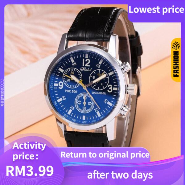 Watch for Mens Leather Military Casual Analog Quartz Wrist Watch Wristwatch M0W1 Malaysia