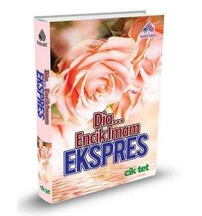 Dia...encik Imam Ekspres, Buku By Sam Bookshop.