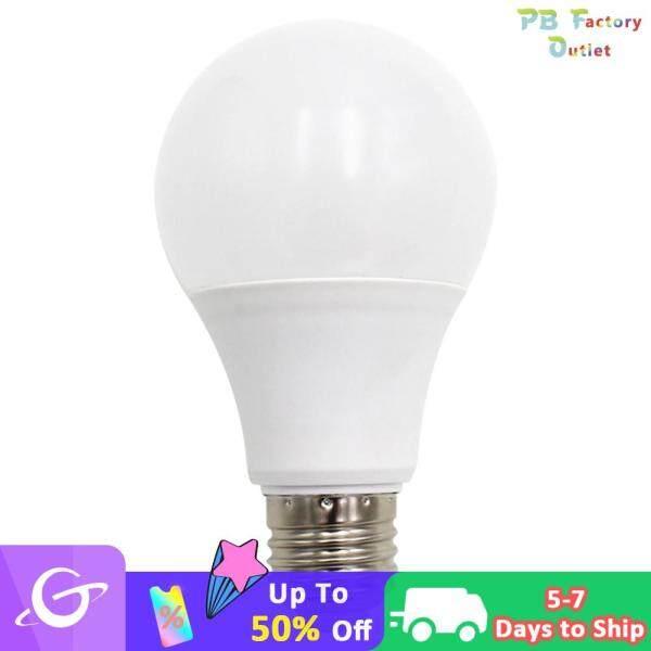 Đèn LED E27 Điều Khiển Cảm Biến Âm Thanh + Ánh Sáng, Bóng Đèn Cảm Biến Thông Minh Tự Động