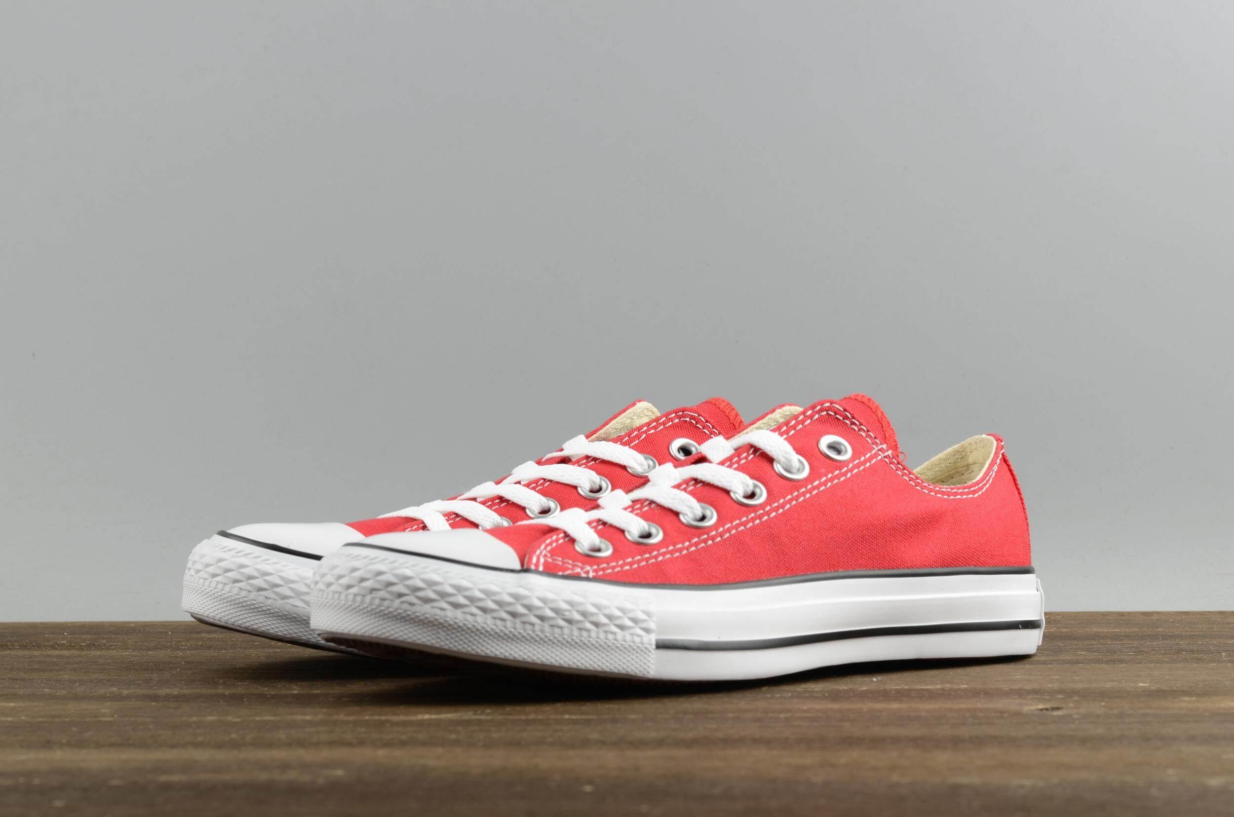 ยี่ห้อนี้ดีไหม  ยะลา Ready Stock Converse_Canvas Shoes for Men and Women Hiking Shoes