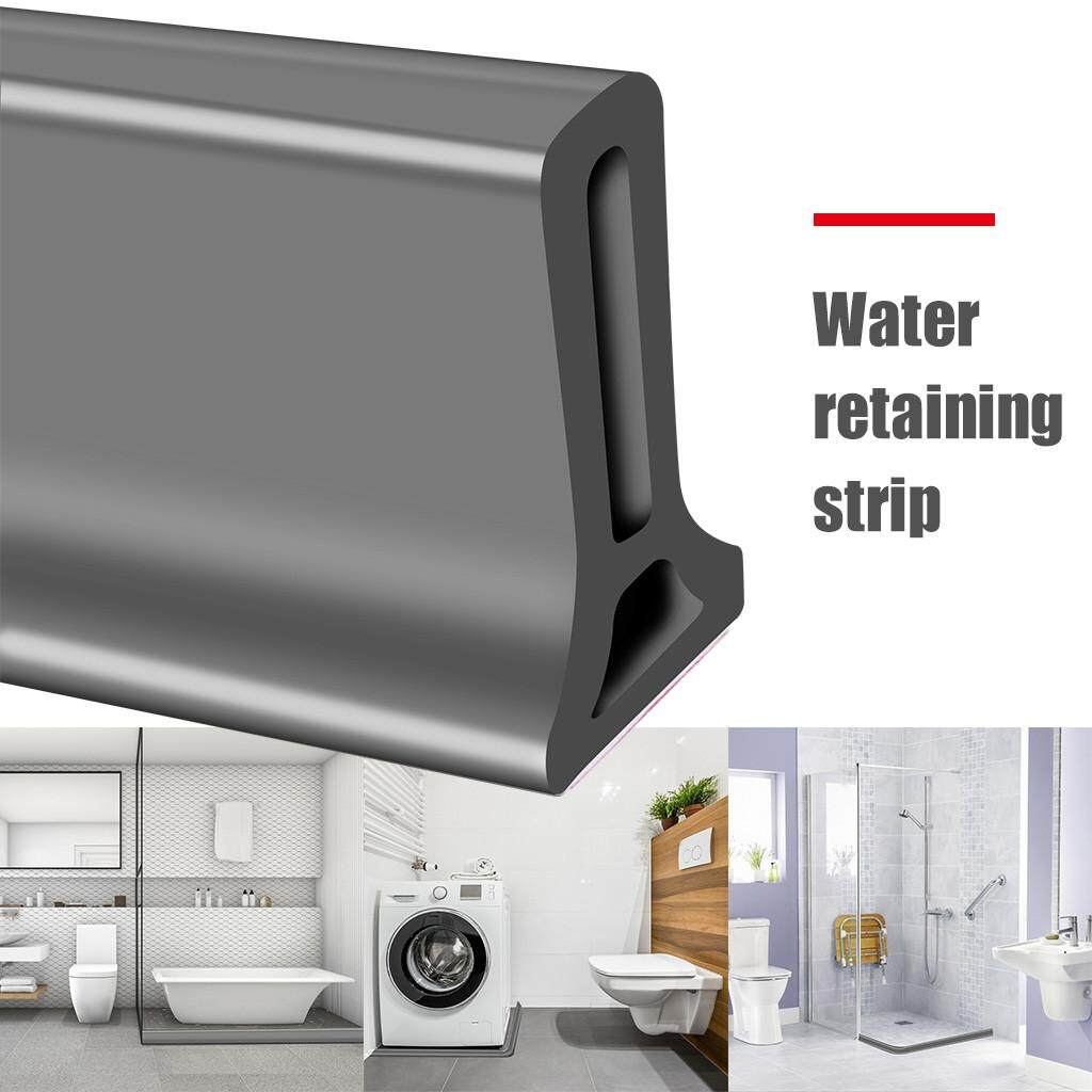 【Mall】Collapsible Shower Threshold Water Dam Shower Barrier and Retention System[Free shipping]