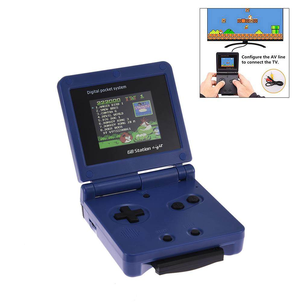 Hot Sale 2 4inch DG-170gbz Game Console Mini GB Station Retro Handheld  Classic Games Retro FC Game Console fast shipment