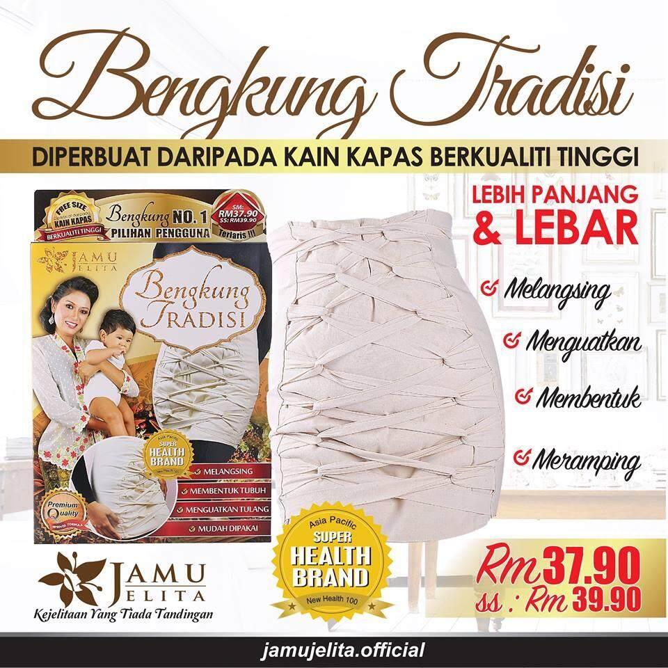 Jamu Jelita Bengkung Tradisi By Mysuri 1stop Herba.